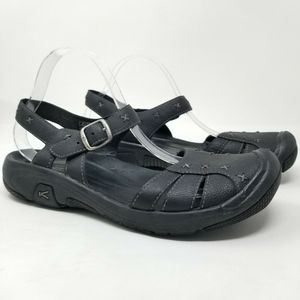 Keen Paulina Women Black Sport Sandal Shoes